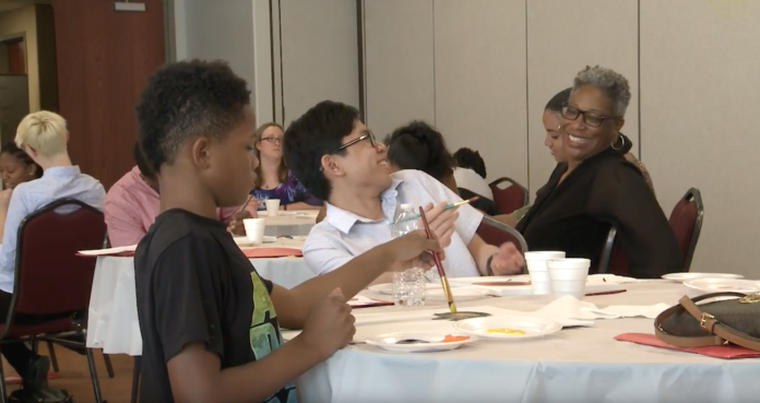 More than 150 UofL Faculty, mental health professionals, teenagers and other concerned citizens gathered at the summit to come up with ideas on how to combat youth violence in Louisville.